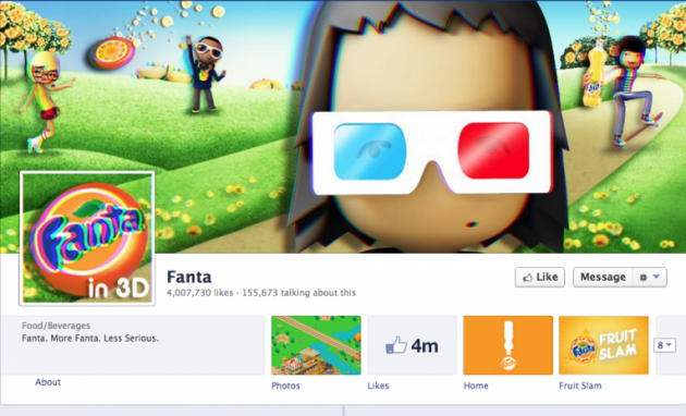 50 fan pages mais interessantes facebook