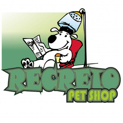 Logo para pet shop Recreio - modelo 1