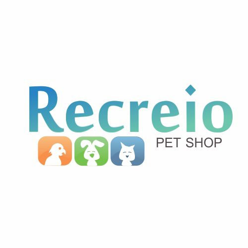 Logo para pet shop Recreio - Modelo 2