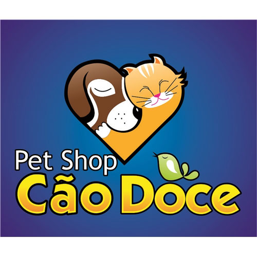 Logo do pet shop Cão Doce - Modelo 3 - VENCEDOR!