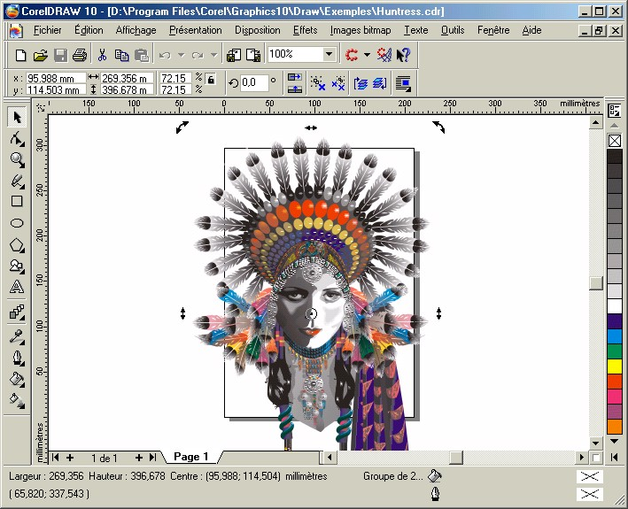wd-logos corel draw